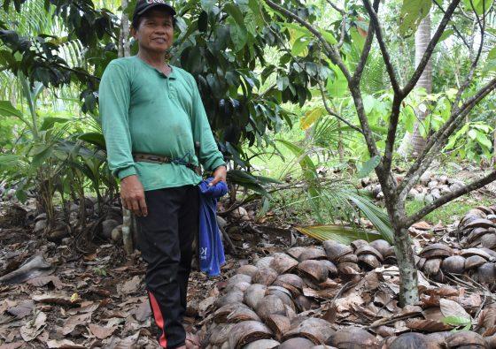 Equipping San Isidro farmers through agro-enterprise