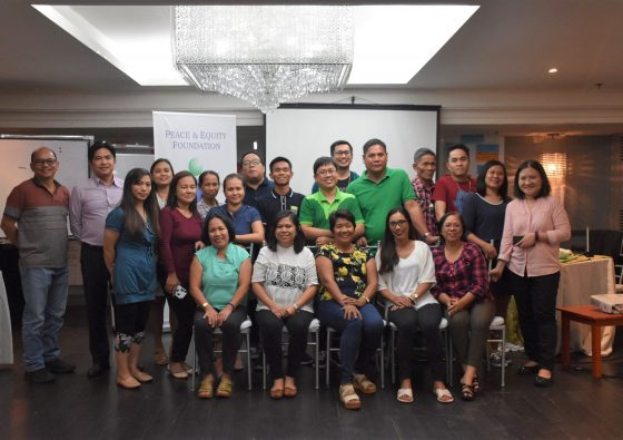 Agri-coops undergo management training