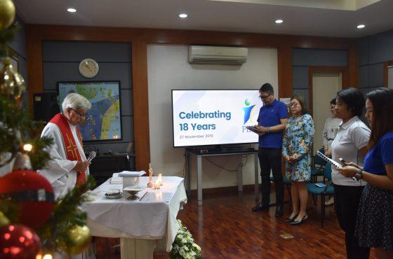 PEF celebrates 18 years of helping poor Filipino communities