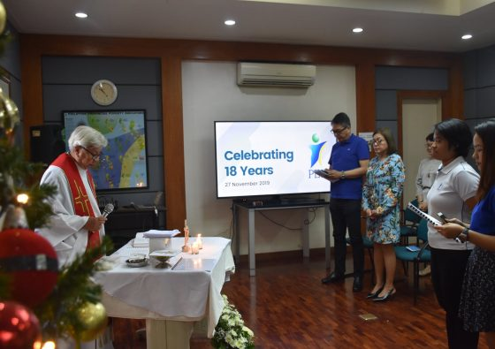 PEF celebrates 18 years of helping poor Filipino communities