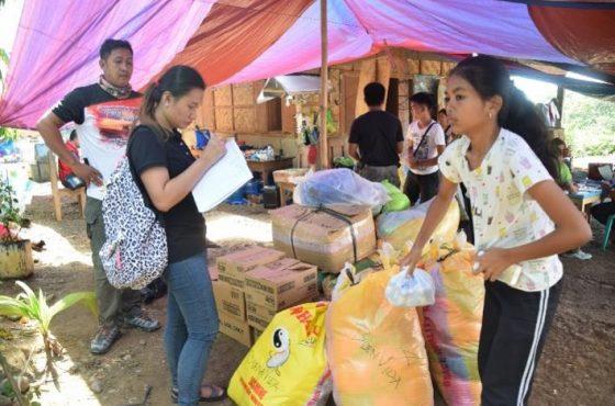 PEF mobilizes immediate relief to quake-hit communities in Cotabato