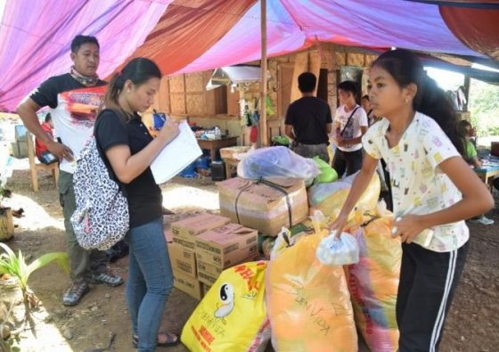 PEF mobilizes immediate relief to quake-hit communities in Cotabato