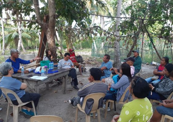 Linking mangrove conservation with sustainable livelihood